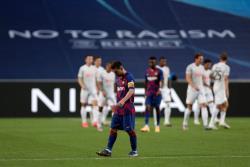 Лионель Месси: Я пока не уйду из `Барселоны`, поскольку не хочу доводить дело до суда