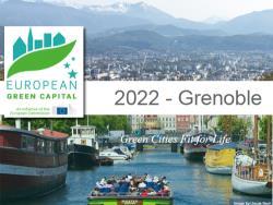 Зелёной столицей Европы-2022 стал Гренобль: Таллин остановился в финале