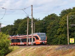 Ускорение поездки на поезде от Таллина до Тарту на 17 минут обойдётся в 155 миллионов евро