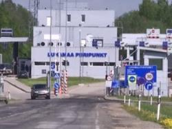 Приграничный мост между Эстонией и Псковской областью России нуждается в ремонте