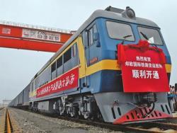 За три квартала 2020 года количество поездов на маршруте Китай-Европа почти удвоилось