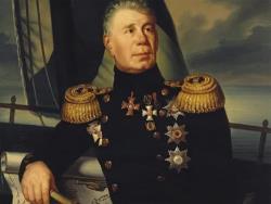 250-летие Ивана Фёдоровича Крузенштерна отметили возложением цветов к его захороненнию