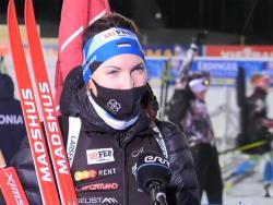 Биатлон. КМ-2020/21. Шведка Ханна Эберг выиграла спринт в Контиолахти, Тоомингас - седьмая