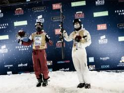 Фристайл. КМ-2020/21. Российские акробаты на первом этапе выиграли четыре медали из шести