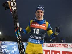 Биатлон. КМ-2020/21. Самуэльсон принёс Швеции `золото` гонки преследования в Контиолахти