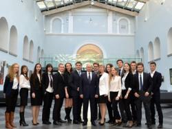 Высшая школа менеджмента СПбГУ улучшила своё положение в рейтинге европейских бизнес-школ