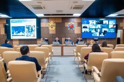 Москва и Санкт-Петербург обсудили совместную работу по поддержке соотечественников