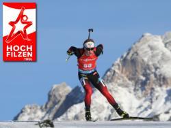Биатлон. КМ-2020/21. Норвежец Йоханнес Дале - победитель спринта третьего этапа