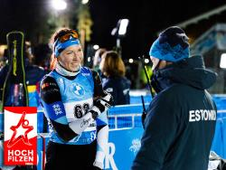 Биатлон. КМ-2020/21. Норвежки заняли весь пьедестал спринта Хохфильцена, Тоомингас - 16-я