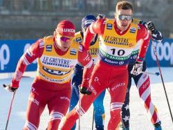 Лыжный спорт. КМ-2020/21. Командный спринт в Давосе выиграли россияне и швейцарки