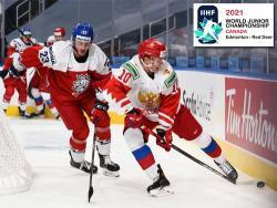 Хоккей. МЧМ-2021. Сборная России проиграла Чехии, но сохранила шансы на победу в группе