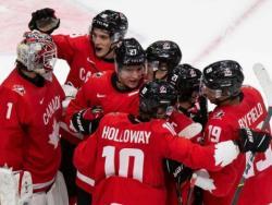 Хоккей. МЧМ-2021. Сборная Канады разгромила в полуфинале россиян, а США - одолели финнов