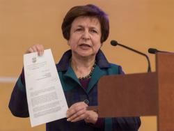 Татьяна Жданок: В Еврокомиссии не хотят считаться с мнением миллиона жителей стран ЕС