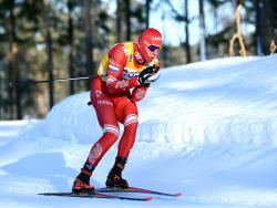 Лыжи. КМ-2020/21. В шведском Фалуне Александр Большунов выигрывает вторую гонку подряд