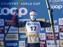 Лыжи. КМ 2020/21. Спринтерские гонки в шведском Ульрисехамне выиграли хозяева трассы