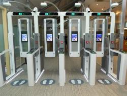 Автоматика уменьшит время пересечения границы Эстонии в аэропорту Таллина и в Нарве