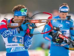 Биатлон. ЧМ-2021. Норвежцы выиграли мужскую эстафету, российская четвёрка - третья