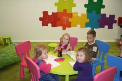 Детский центр `TEREmok` помогает детям делать первые шаги к знаниям