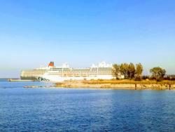 Круизные лайнеры ожидают в Таллинском порту не ранее второй половины лета 2021 года