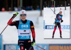 Биатлон. Норвежцы выиграли персьюты в Эстерсунде, лучшая из россиянок - Ульяна Кайшева