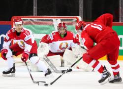Хоккей. ЧМ-2021. Сборная России выиграла свою группу и в четвертьфинале вышла на Канаду