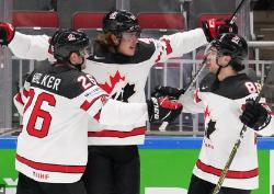 Хоккей. ЧМ-2021. Обыграв Финляндию, Канада в 27-й раз стала чемпионом мира по хоккею