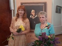 День русского языка: Пушкинское общество Эстонии отметило 222-летие со дня рождения поэта