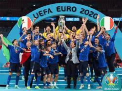 EURO-2020. Италия - чемпион Европы: отыгрались и вырвали победу у Англии в серии пенальти