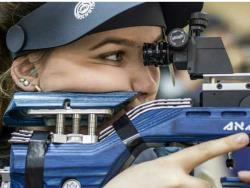 ОИ-2020: Первую медаль России в Токио принесла стрелок Анастасия Галашина