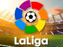 Футбол. Чемпионат Испании. Во главе таблицы сразу пять команд, но теряли очки уже все