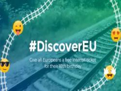 Discover EU: Молодёжь Евросоюза вновь получит бесплатные проездные билеты на поезда