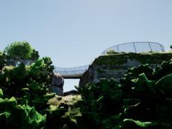 На глинте холма Марьямяэ в ласнамяэском Паэвялья появится мост со смотровой платформой