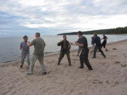 Русский Рукопашный Бой - не драться, а жить, управляя внешними силами