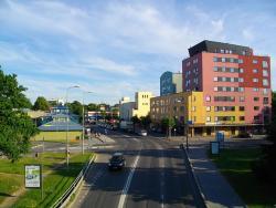 Нымме - `зеленый` город, поглощенный столицей Эстонии