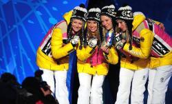 Биатлон. Кубок мира 2012/13. Мириам Гёсснер - новая немецкая `супер-дизль`?