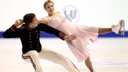 Фигурное катание. ЧЕ-2013. В танцах на льду `золото` и `серебро` досталось россиянам