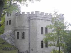 Замок и парк Николая фон Глена
