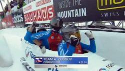 Зимние олимпийские игры. Бобслей. 40-летний Александр Зубков нацелен на медаль