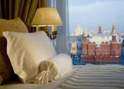 Девятый год подряд Москва является городом с самыми дорогими отелями класса `люкс`