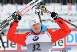 Биатлон. ЧМ-2013. Победой в спринте Свендсен приносит Норвегии второе `золото`