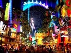 Испанский аналог Лас-Вегаса сменил место дислокации - он будет в пригороде Мадрида