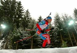 Биатлон. ЧМ-2013. Антон Шипулин в последней гонке принёс России `серебро` масс-старта