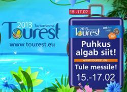 TOUREST-2013: Число посетителей туристической выставки стало рекордным
