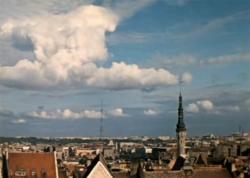 Какие фильмы снимались в Таллине?