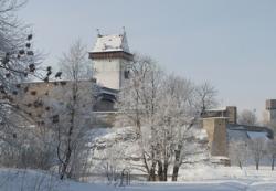 В нарвском Замке Германа 23 февраля состоится очередной рыцарский турнир