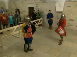 Рыцарский турнир в Нарве набирает популярность у участников и зрителей