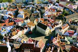Столица Эстонии попала в десятку самых популярных городов для отдыха на майские праздники