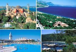 Турция - мекка для любителей пляжного туризма различного уровня комфорта