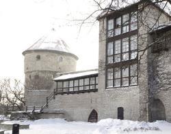 В Старом городе Таллина после реновации открывается Девичья Башня