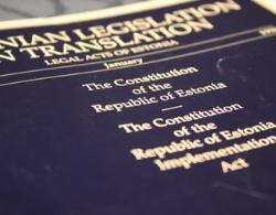 Конституция Эстонской Республики